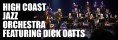 High Coast Jazz Orchestra featuring Dick Oatts - tis 25 feb
