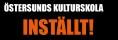 Inställt! Östersunds Kulturskola - mån 6 april