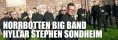 Norrbotten Big Band hyllar Stephen Sondheim - tis 22 sept