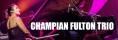 Champian Fulton Trio - tis 14 sept