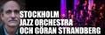 Stockholm Jazz Orchestra - tis 9 nov