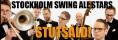 Stockholm Swing All Stars - tis 31 aug