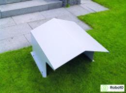 Väderskydd robotgräsklippare