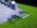 Tak robotgräsklippare MOWER DACH transparent