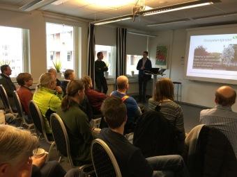 Hållbara grönytor - frukostseminarium med Sundber Sustainability och Reko Sund