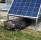 Soldriven robotgräsklippare