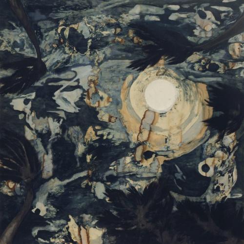 JAGUAR MOON 140x140 CM 2015