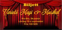 Varieté Magi & Musikal