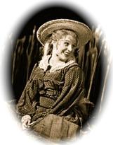 Åsa Bergh som Ulrika i Kristina från Duvemåla