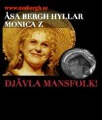 annonsunderlag 6x6 cm Djävla Mansfôlk!