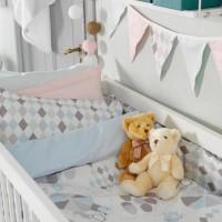 Spjälsäng, barnrumsinredning hos Babyproffsen Halmstad