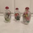 Luktflaskor glas  Kina