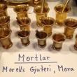 Mortlar, miniatyrer