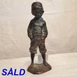 Pojke brons, 1890