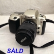 Nikon F50  35-80 mm