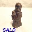 Figur brons Asien