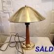 Bordslampa 40/50-tal