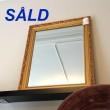 Spegel  ca 47x37cm