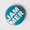 Mixed Roller Derby Pins 25mm - Jammer