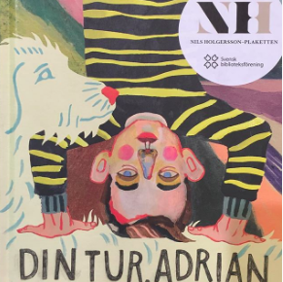 Nominering: Nils Holgersson plaketten 2016