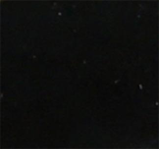 färgkropp svart