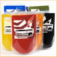 Screentrycksfärger för keramik