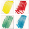 aqua brush paint