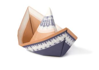 Pappersbåtar - Fleet Boats