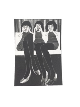 De tre aporna - Kort