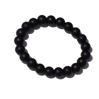 Black Licorice - Teething Bracelet