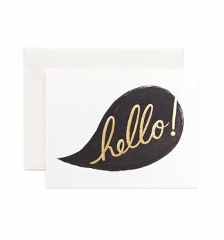 Hello! - Kort
