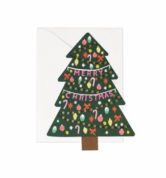 Christmas Tree - Kort