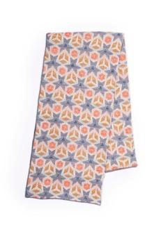 Anemone tribe baby - Orange/grå