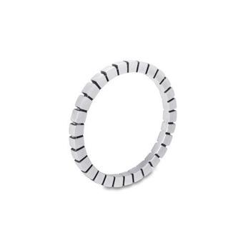Steady flow ring - Silver storlek 17