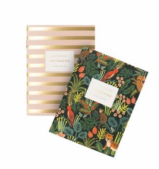 Anteckningsböcker - Jungle Pocket Notebooks