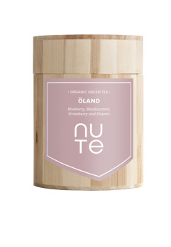 Öland - NUTE Ekologiskt te i burk
