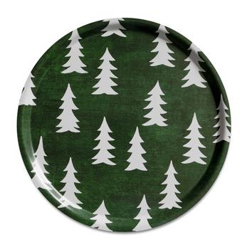 Granbricka - Grön