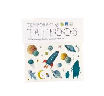 Tatueringar - Rymden