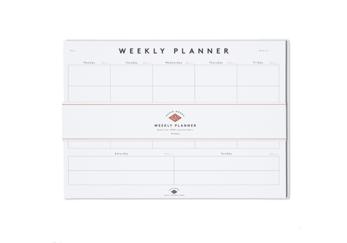 Weekly planner -