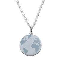 World around my neck