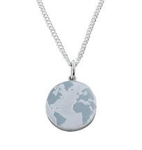 World around my neck
