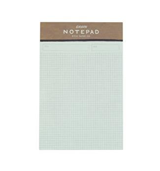Anteckningsblock - Graph Paper Notepad