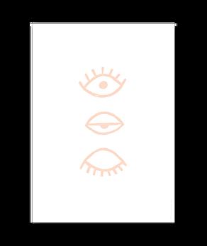 Eye Eye Powder - Poster