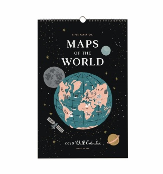 Kalender - Maps of the world