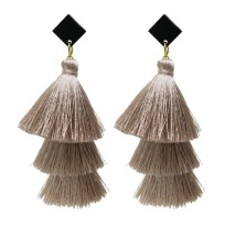 Stacked tassels