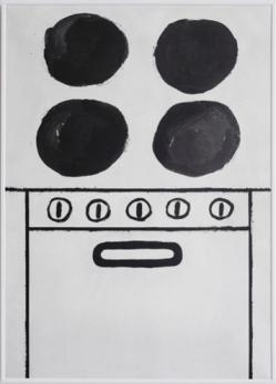Väva spis poster - Poster
