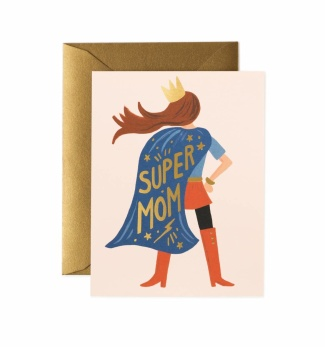 Super mom - Kort