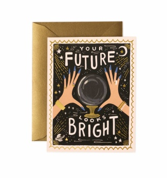 Your future looks bright - Kort
