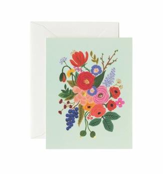 Garden mint party - Kort