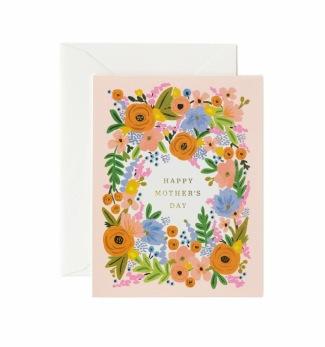 Floral mother's day - Kort